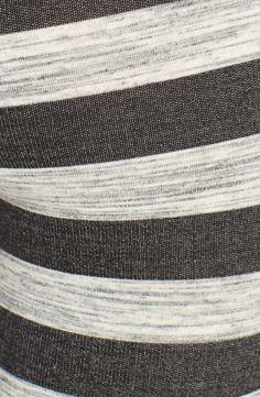 Free People 'Namaste' Stripe Stirrup Leggings