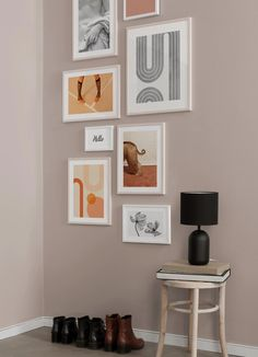 Small space living calls for a big imagination. Check out three ways to create a gallery wall in a small home. Space Gallery, Gallery Walls, Empty Spaces, Small Spaces, Country Wall Art, Interior Architecture, Interior Design, Empty Wall, Small Space Living
