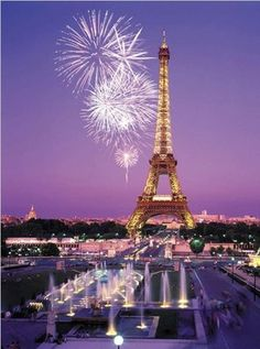 "Jigsaw Puzzles 1000 Pieces ""Eiffel Tower Festival"""
