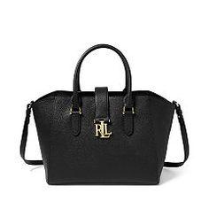 Carrington Leather Shopper - Lauren Totes & Shoppers - Ralph Lauren UK