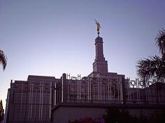 Montevideo Uruguay Mormon Temple