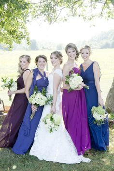 Rustic Backyard Wedding by Amy Sue Brant Portrait Artistry - KnotsVilla