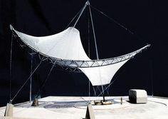Tension revisited: Rhino - Fabric Architecture: