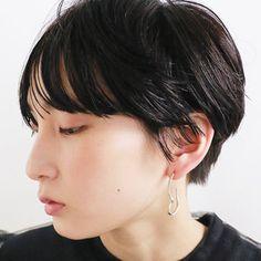 おしゃれ女子夢中の髪型「マッシュ」♡短くても女っぽくなるんです♩ 高橋 忍