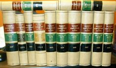 Decisions of the Commissioner of Patents and of United States Courts in Patent Cases 12 volumes