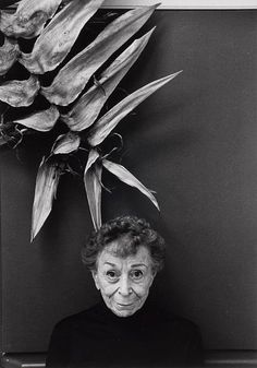 Ruth Bernhard, 27 January, 1997 - by Arnold Newman
