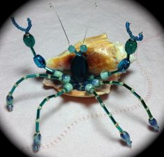 Crab - made by Andrea Ziebarth