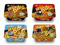 Maruchan Yakisoba on Packaging of the World - Creative Package Design Gallery