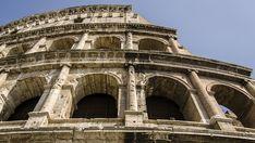 El Coliseo, Roma, Monumentos