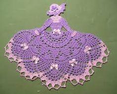 Resultado de imagen para crinoline lady a crochet Crochet Owls, Thread Crochet, Diy Crochet, Crochet Crafts, Crochet Doilies, Hand Crochet, Crochet Baby, Crochet Projects, Crochet Diagram