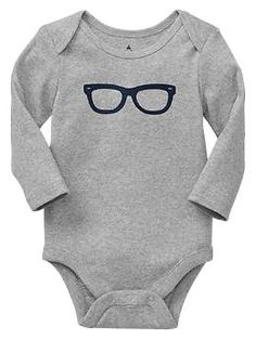Glasses bodysuit