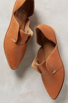 Fortress of Inca Paloma Oxfords - anthropologie.com