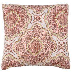 Trina Reversible Printed Throw Pillow