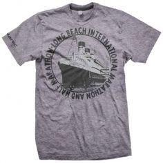 Trendy Light Gray T-shirt