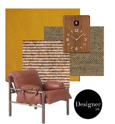 Continuing with our mustard inspirational tones of winter we discovered the beautiful Sling club chair in walnut . The Sling club chair by Australian designer Craig Bassam @BassamFellows embodies true quality by offering hand-crafted furniture for contemporary living.