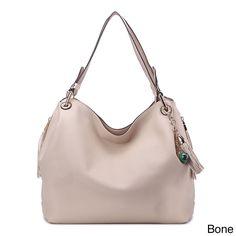 MKF Collection Freedom Tassels Designer Hobo Handbag