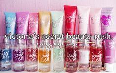 Beauty Rush= my favorite! <3