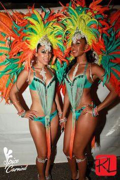 SPICE - Trinidad Carnival 2013 #TeamTrini #I4TANDT