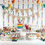 Planning a first birthday party and need some serious inspo?  Head over to our First Birthday Party Pinterest board w/ @babyeinstein and get your fill! {LINK IN PROFILE} to see the Pinterest board. #projectnursery #kidsparty #firstbirthday #partyidea