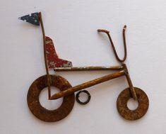 eenenzestig A: Ik wil mijn fiets berijden!