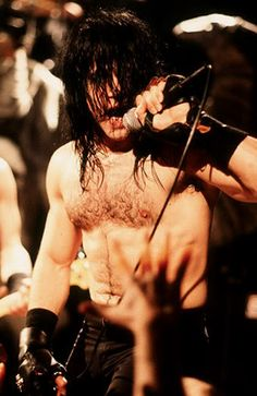"""Glenn Danzig. """"Mother"""" is one of my fave songs ever. Since high school."""