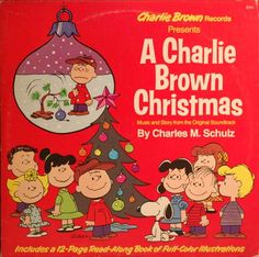 Charles M. Schulz - A Charlie Brown Christmas ‎(LP)	Charlie Brown Records	3701	US	1977