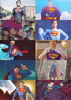 Superman in other media part 1.