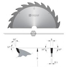 Buy OMAS TCT Rip Saw Blade for sale at Scott+Sargeant Woodworking Machinery: Showroom warehouse near London Circular Saw Blades, Home Decor, Decoration Home, Room Decor, Interior Design, Home Interiors, Interior Decorating
