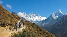 Hike from lodge to lodge in Nepal's Himalaya for stunning views of Mt. Everest on this fully-supported trek with REI.