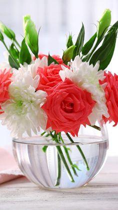 фото открытки цветы