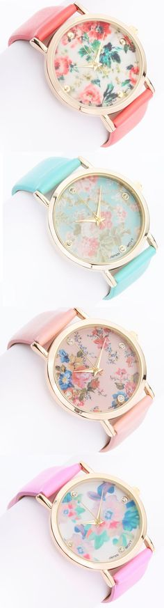 Który zegarek podoba Ci się najbardziej?