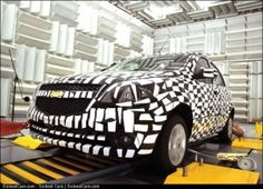 2010 Chevrolet Agile Testing Photos - http://sickestcars.com/2013/06/04/2010-chevrolet-agile-testing-photos/