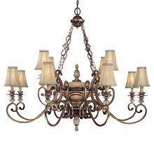 View the Minka Lavery 4747 Tuscan Thirteen Light Up Lighting Chandelier at LightingDirect.com.