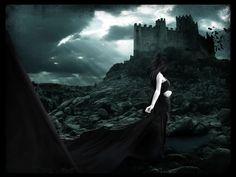 Resultado de imagem para hadas goticas