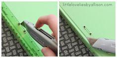 little lovelies: tutorial: diy book iphone dock