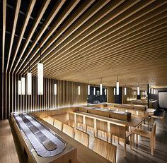 Masturi Restaurant by Moreau Kusunoki architects