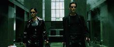 The Matrix color/tint - not the same tint, though