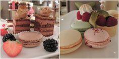 Gluten Free Pastries at the Ritz Carlton in Vienna, Austria