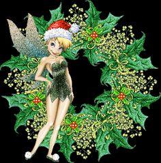 Betty Boop on Christmas Wreath