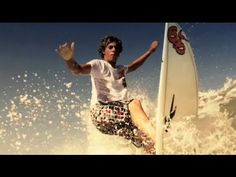 Peru surf camp :) Young teens with great talent.  (part1)