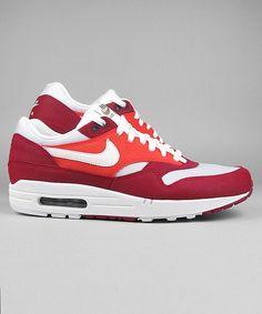 newest 44135 d95c0 Nike Air Max 1 legacy red white khaki gum dark brown  nike