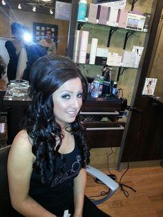 Bridal Hair.  Contact dinacardoneinc@yahoo.com