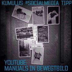 #YouTube eignet sich prima für ein Kurz-Manual. #kumulus #SocialMedia #Tipp