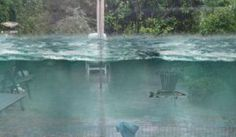 Doorn met water overlast