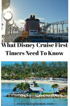 Disney Cruise Tips. What Disney Cruise First Timers Need To Know