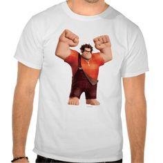 #Wreck-It Ralph 4 T-shirts #Disney