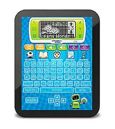 PLM - Product: Discovery Kids® Blue Bilingual Teach & Talk Tablet