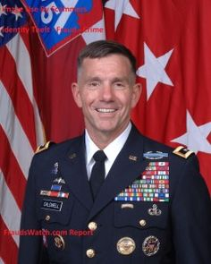 LT. GEN. WILLIAM B. CALDWELL - Military Scammers   Scam Accounts