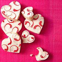 Valentine's Day Rice Krispies Hearts