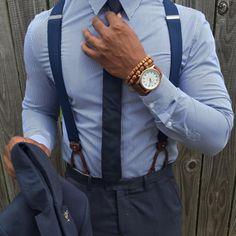Gentleman look ✔️ www.punkmonsieur.com